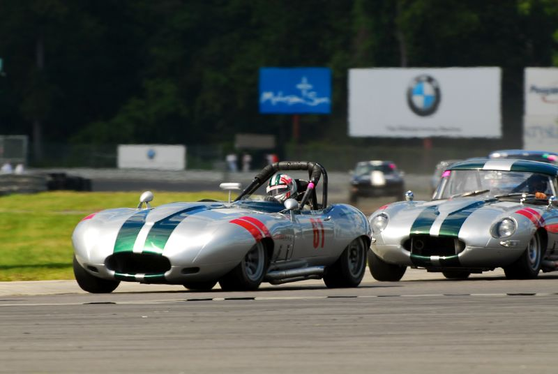 1965 Jaguar XKE - Bob Herbert.