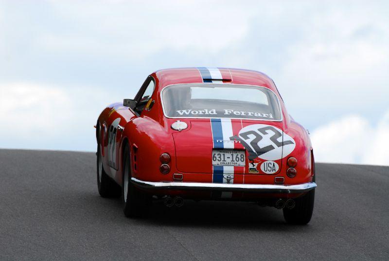 1960 Ferrari 250 GT SWB - Robert Bodin.