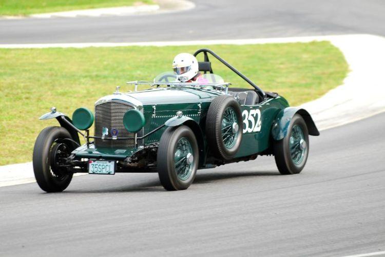 1935 Bentley 3.5 - Nils Westberg.