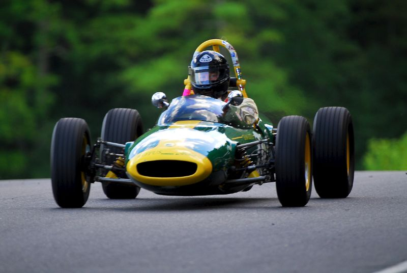 1968 Lotus 51C- Dick Leehr.