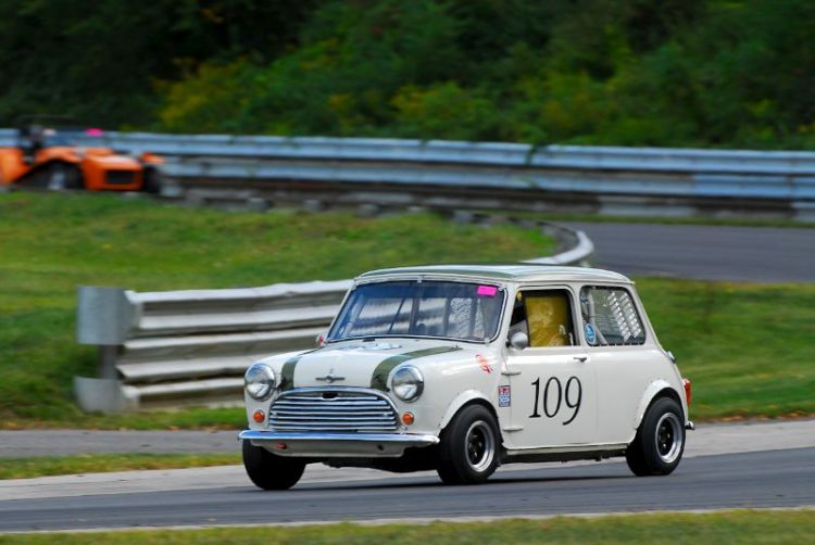 1966 Morris Mini Cooper S - Mack McCormack.