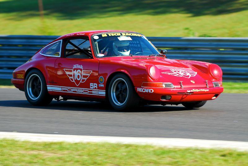 1968 Porsche 911- Paul Resnick.