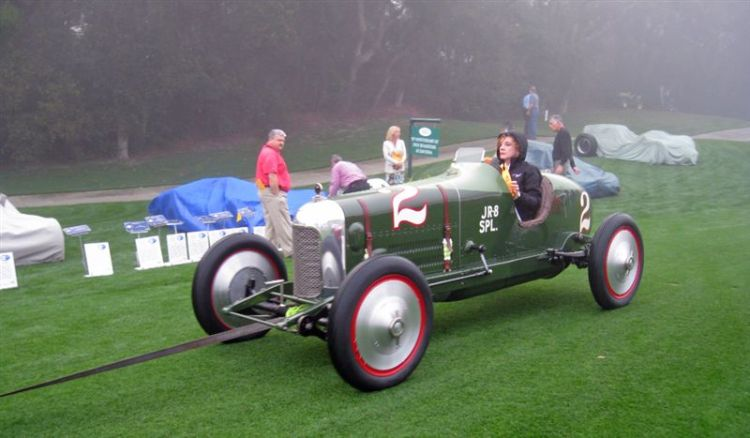 1923 Miller Special 122 Supercharged