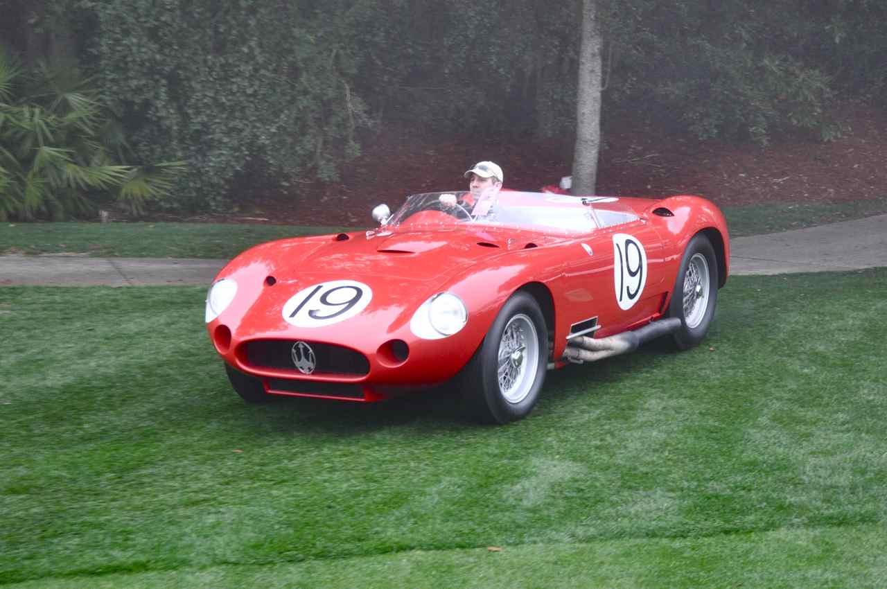 1956 Maserati 450S