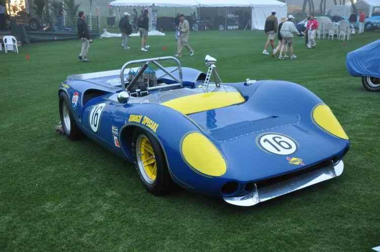 1967 Lola T70 Mk III
