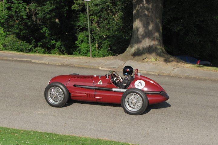 1938 Alfa Romeo Volpi Special