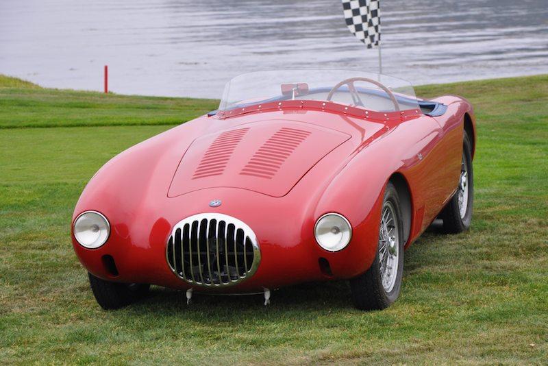 1955 Osca MT4 Morelli Spider
