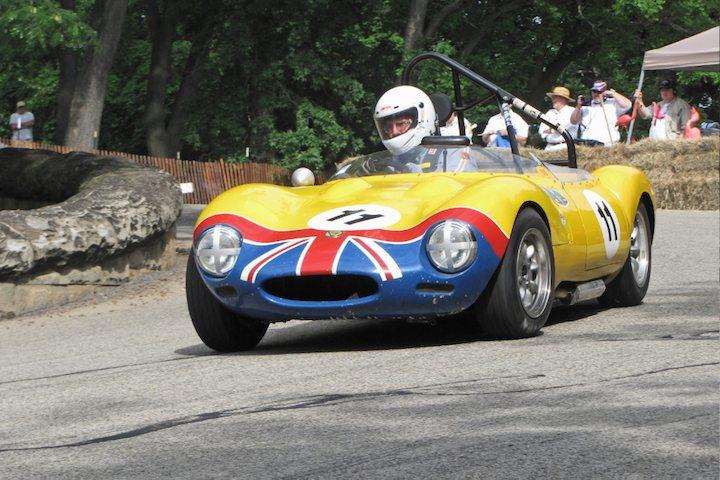 1961 Ginetta G4