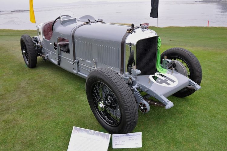 """1929 Bentley Speed Six """"Old Number 1"""" Gurney Nutting Two Seater"""