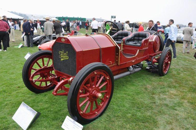 1907 Fiat 60 HP Targa Florio 2 Seater