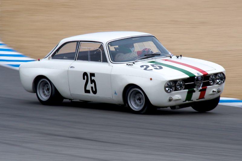 Fred Della Noce, 1965 Alfa Romeo GT AM.