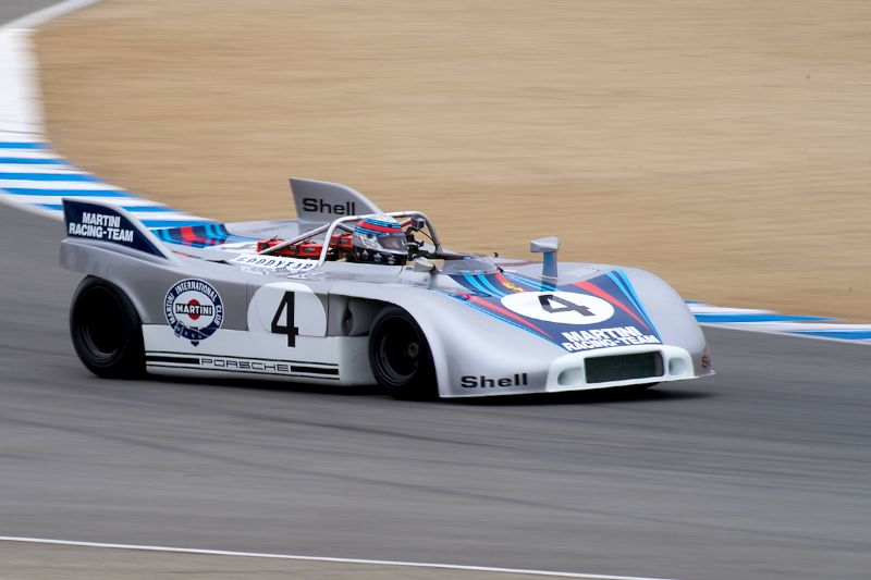 1971 Martini Porsche 908/3 driven by Phil Daigrepont