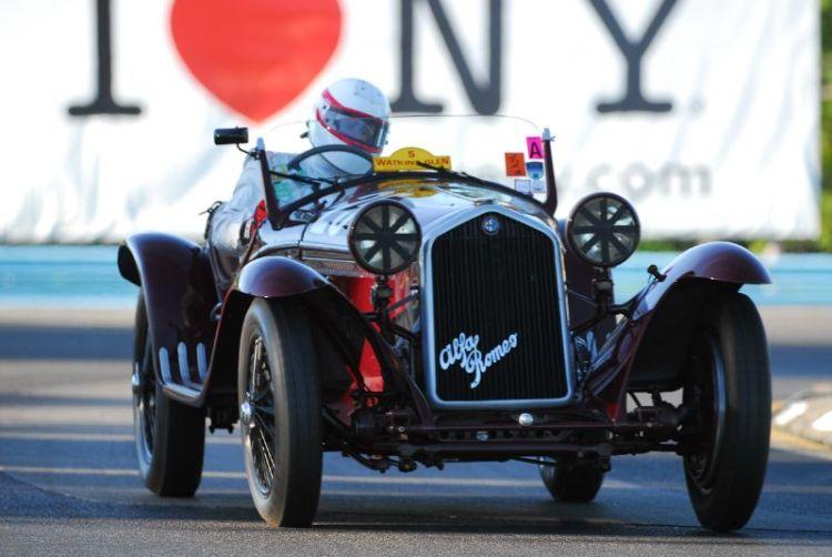 1932 Alfa Romeo 8C 2600 Monza, Peter Grennfield.