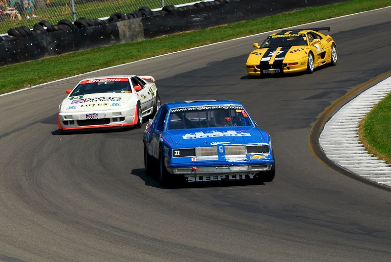 1983 Olds Cutlass NASCAR- David Hay.