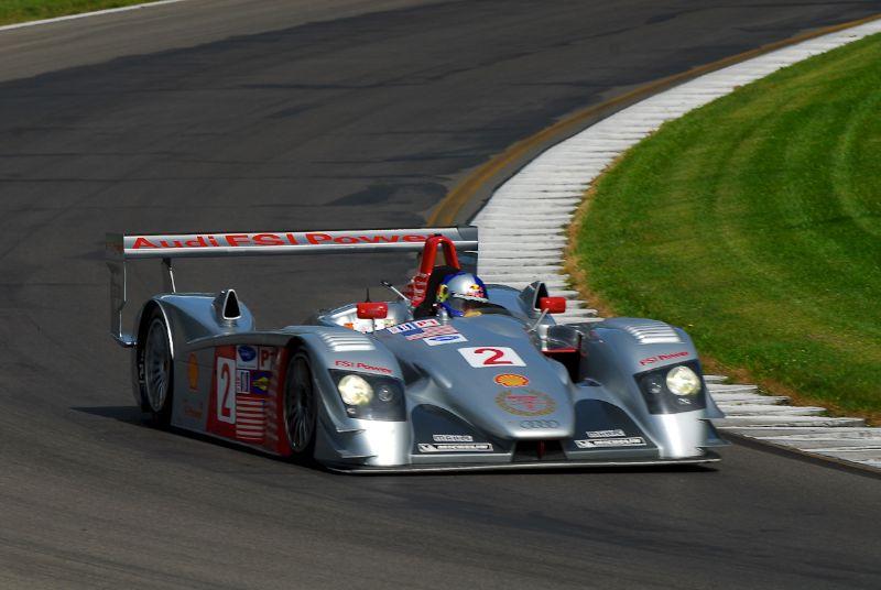 2005 Audi R8- Travis Engen.