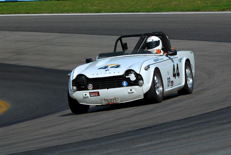 1967  Triumph TR4A- Allen Goode.
