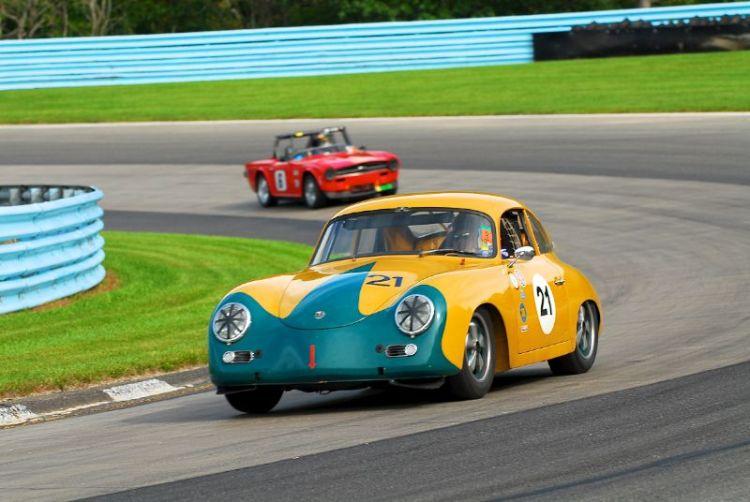 1959 Porsche 356A-Coupe- Rick Bardsley.