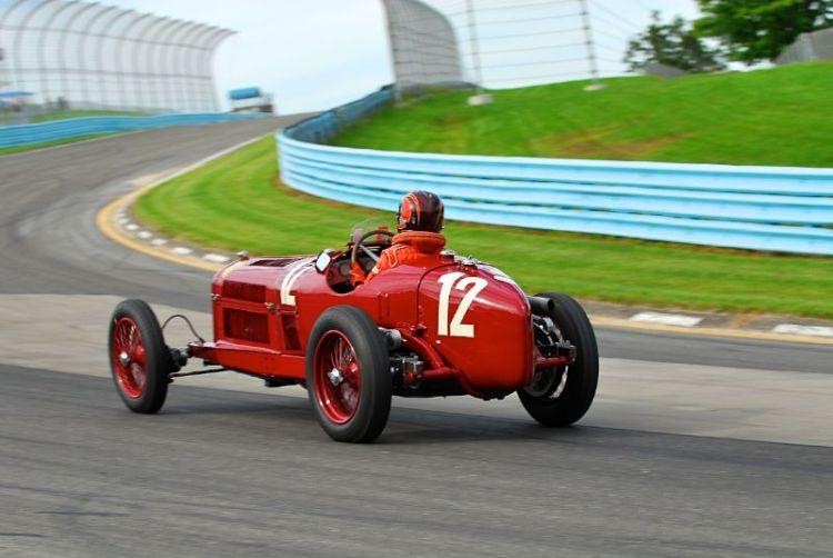 1934 Alfa Romeo P3- Jon Shirley .