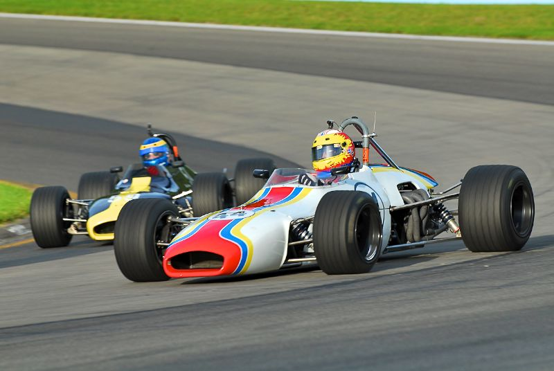 1969 Brabham BT-29 (FB)- Joel Quadracci.