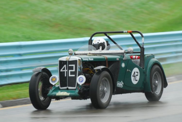 1949- MG-TC- David Holmes.