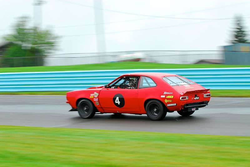 1972 Ford Pinto- Edward McMahan.