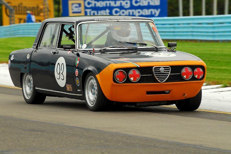 1972 Alfa Romeo Berlina- Greg Seferian.