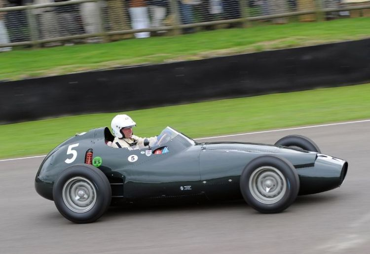 BRM Type 25, Gary Pearson