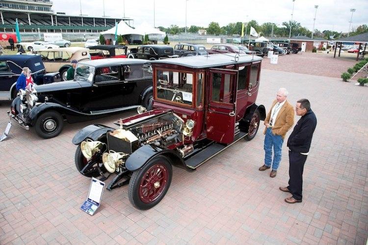 1910 Rolls-Royce Silver Ghost Double Pullman Limousine