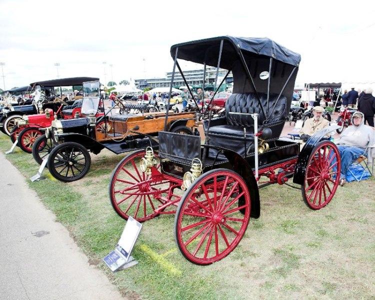 1909 Sears Motor Buggy