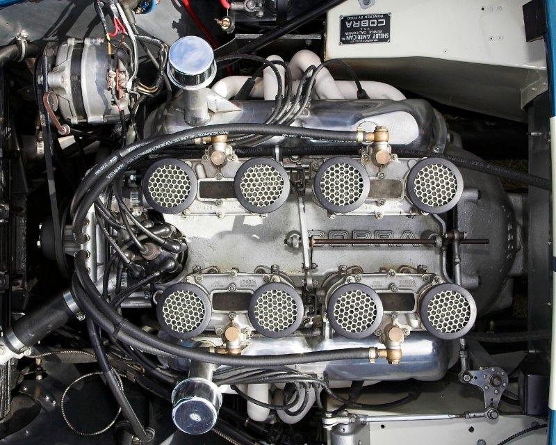 1964 AC Cobra USRRC Roadster Powerplant