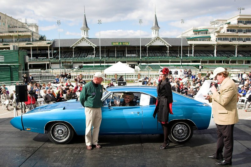 Winged Warriors 1969 Dodge Charger Daytona John & Linda Borzych Westville, IN
