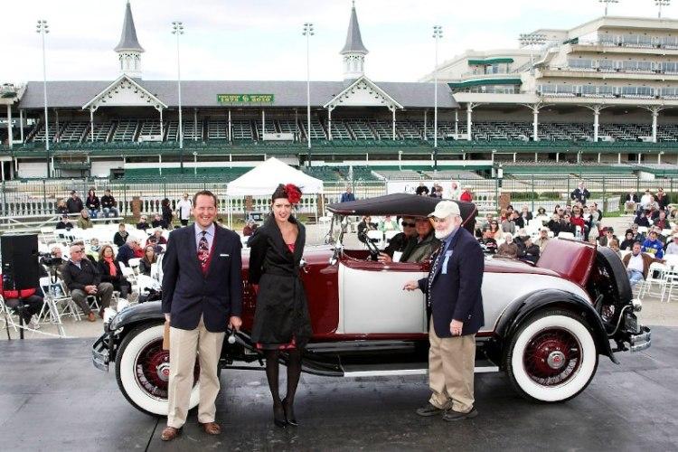 Chief Judge's Award 1929 Studebaker Roadster James Heinsohn Huntley, IL