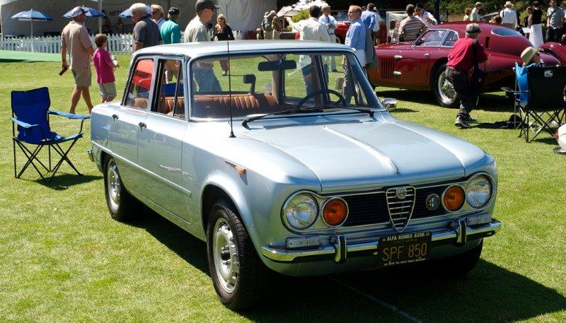 1966 Alfa Romeo Giulia TI.