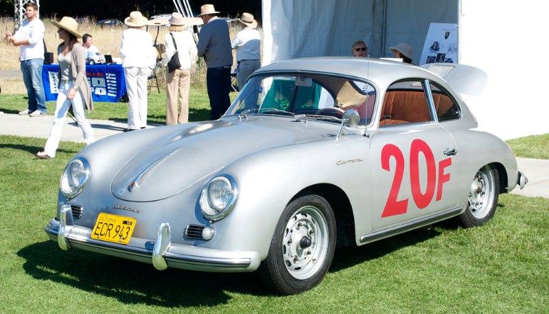 1955 Porsche Carrera 4 Cam.