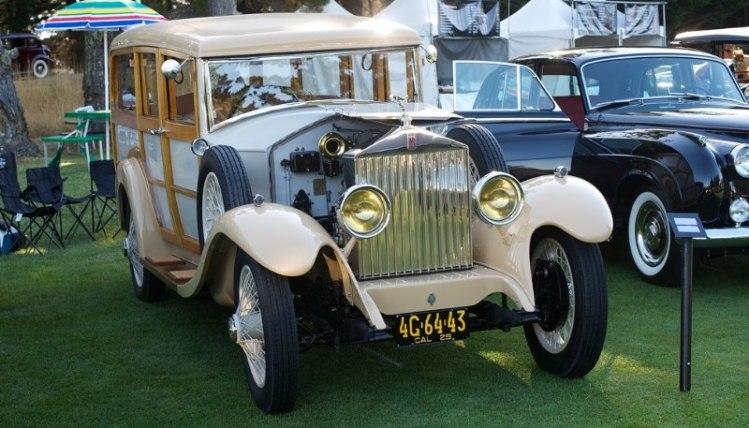 1929 Rolls Royce 20HP Shooting Brake.