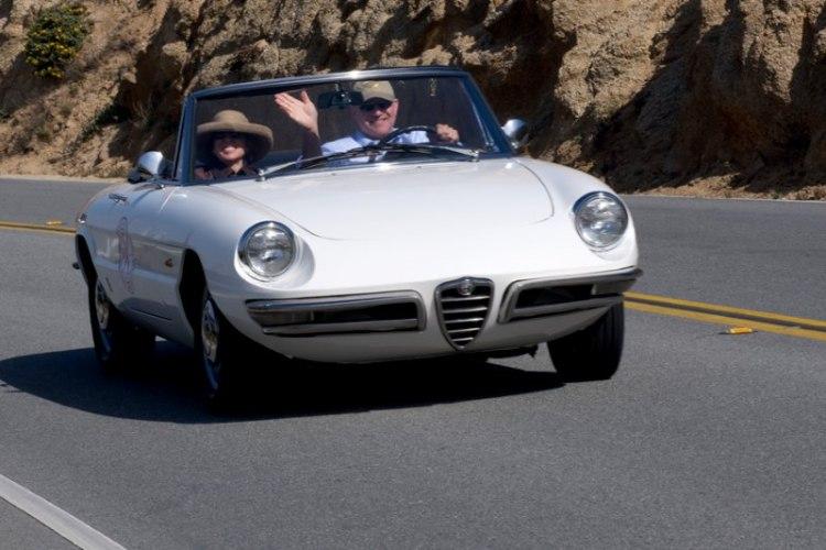 1969 Alfa Romeo Super Veloce of David Forster.