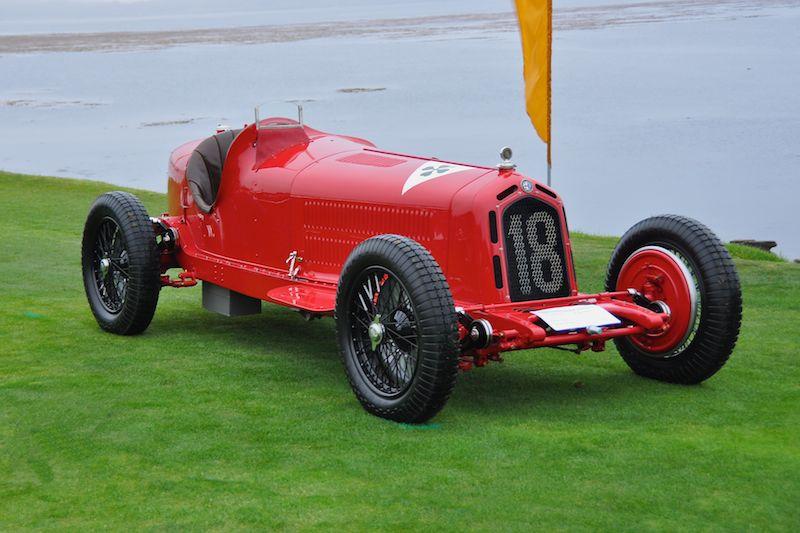 ... 1933 Alfa Romeo 8C 2300 Monza   Peter Livanos ...