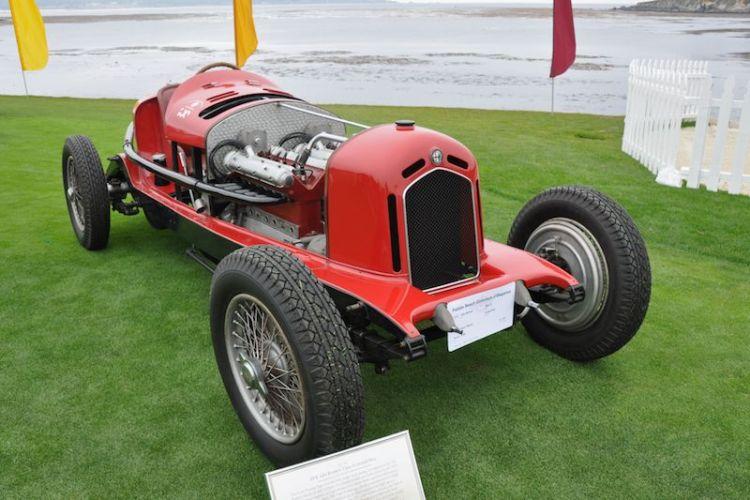1931 Alfa Romeo Tipo A Grand Prix, Alfa Romeo Museo