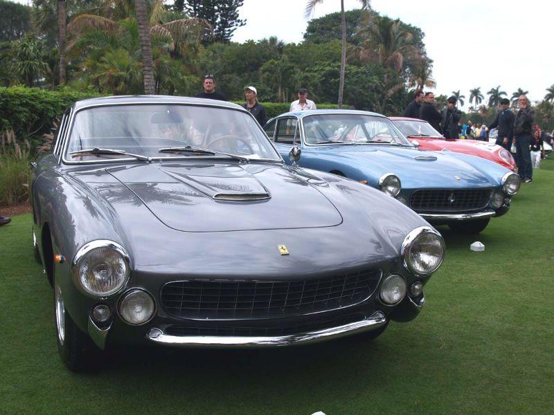 Couple of wonderful Ferrari 250 GTL