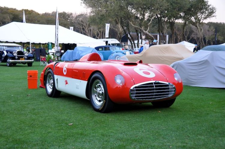 Kurtis 500 Race Car
