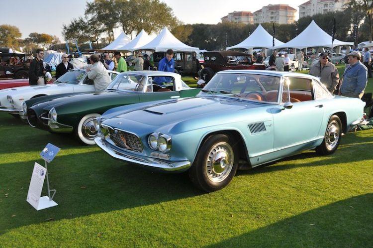 1961 Maserati 3500 GT - Susan Castle