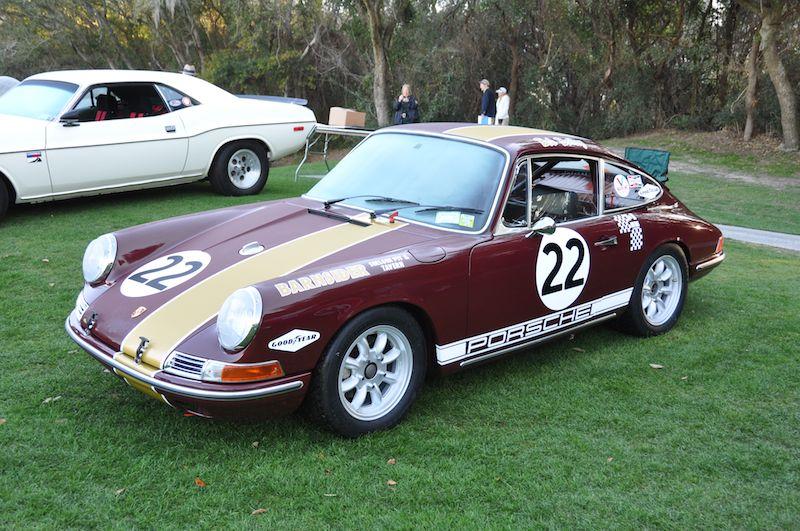 1969 Porsche 911 Lightweight - Bob Bailey