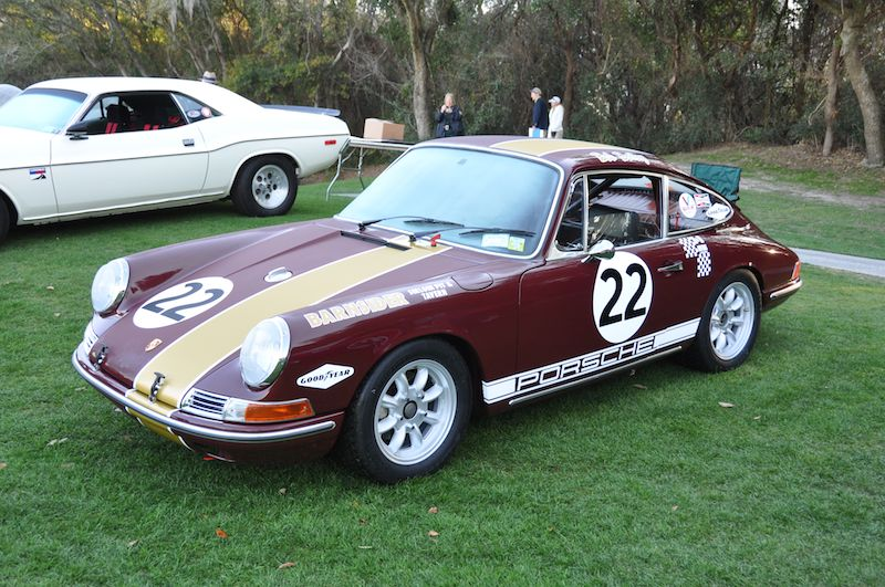 1969 Porsche 911 Lightweight - Bob Bailey
