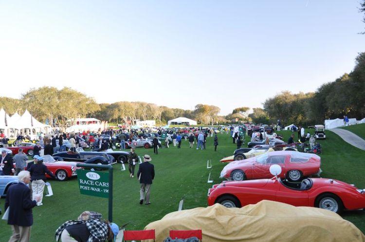 Amelia Island Concours 2011