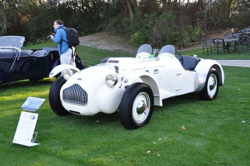 1952 Allard J2X Competition