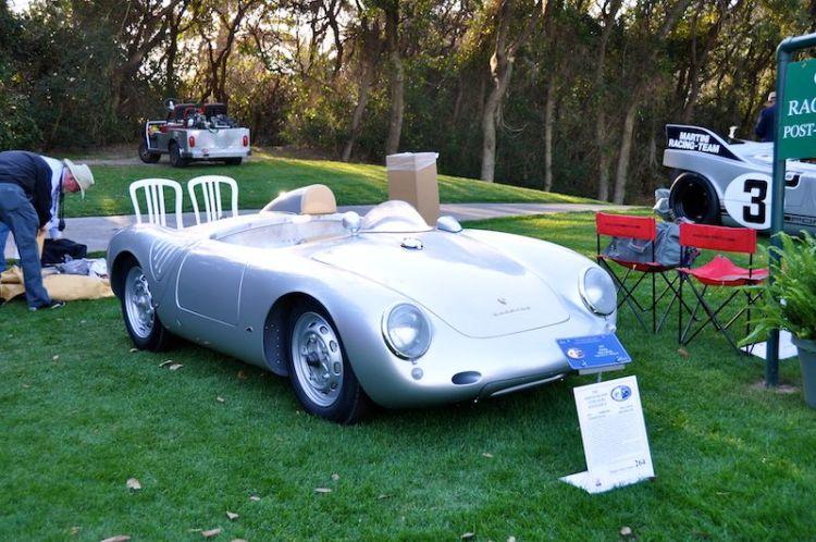 1957 Porsche 550A 1500 RS - Spyder 550 LLC
