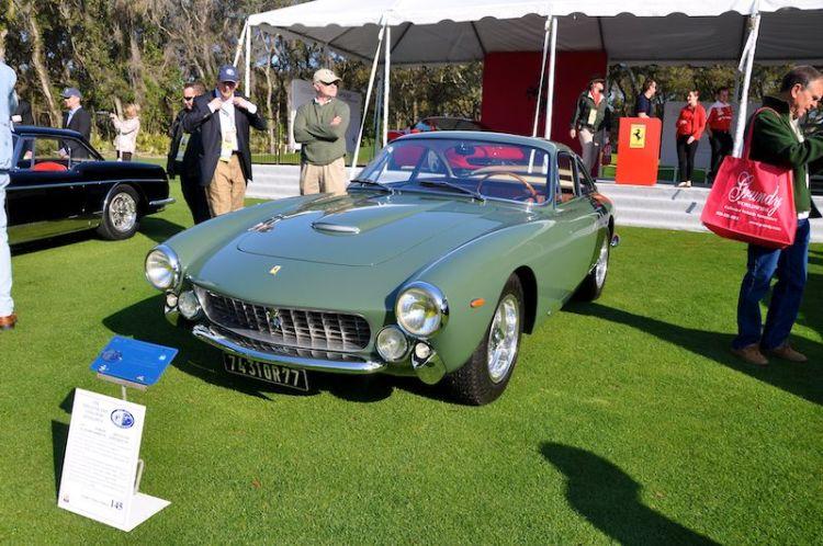 1963 Ferrari 250 GT Lusso - Al Barbour
