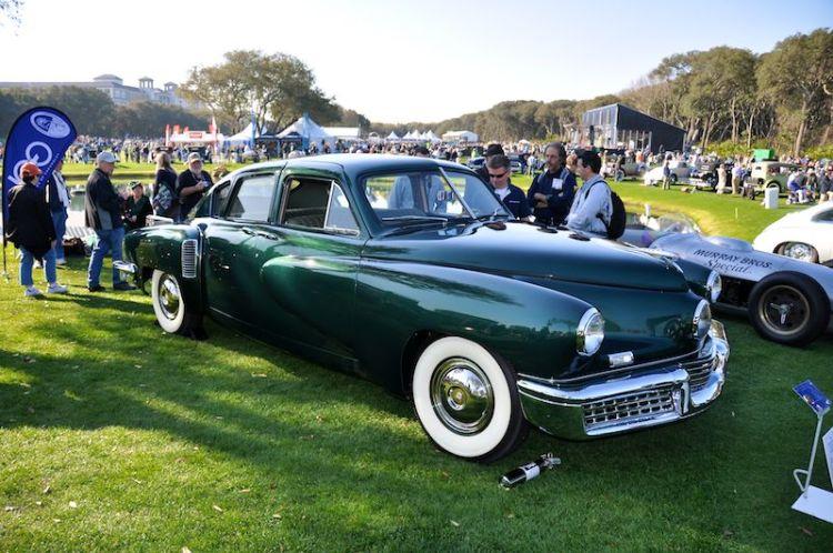 1948 Tucker 48 Sedan - Keith Carpenter
