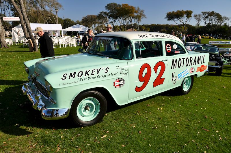1955 Chevrolet NASCAR Herb Thomas - General Motors