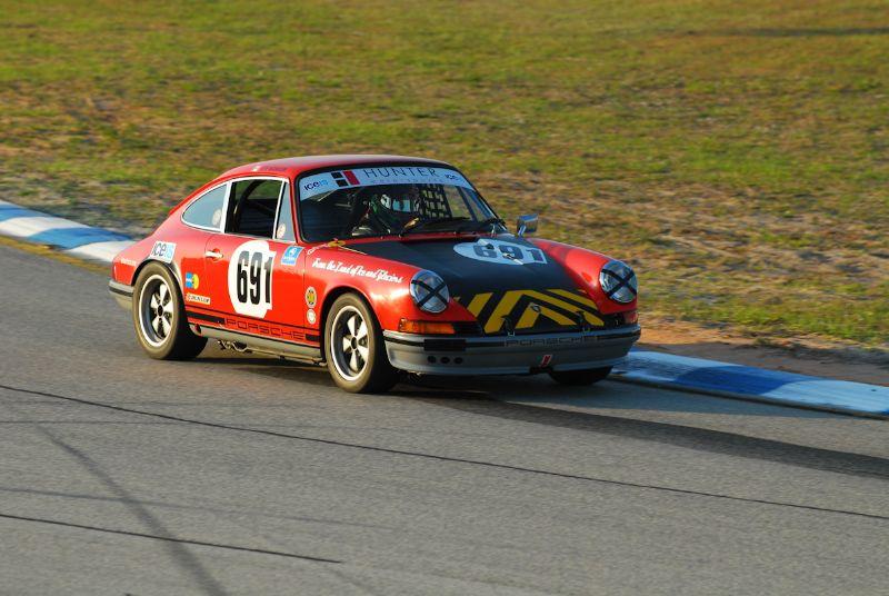 Porsche 911 of Kye Wankum.